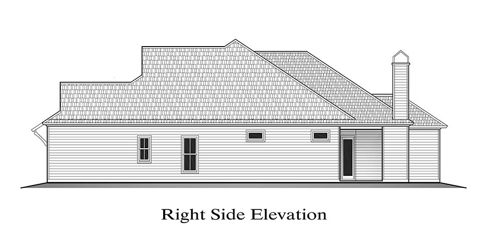 European, French Country House Plan 40321 with 3 Beds, 2 Baths, 2 Car Garage Picture 1