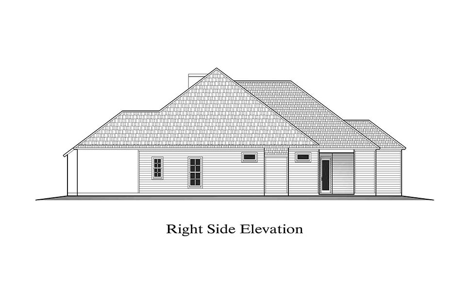 European, French Country House Plan 40322 with 3 Beds, 2 Baths, 2 Car Garage Picture 1