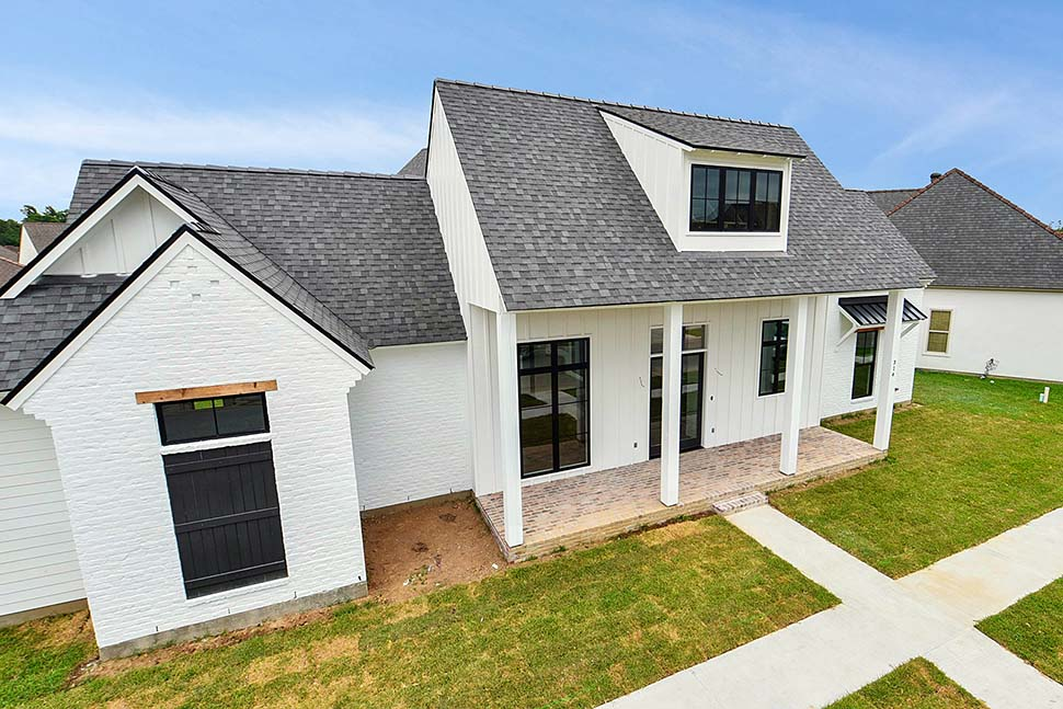 Country, French Country, Southern House Plan 40328 with 4 Beds, 3 Baths, 2 Car Garage Picture 1