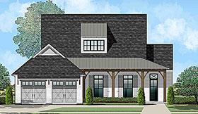 House Plan 40329