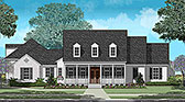 Plan Number 40330 - 3081 Square Feet