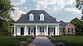 Plan Number 40332 - 2891 Square Feet