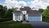 Plan Number 40340 - 1832 Square Feet