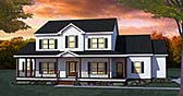 Plan Number 40400 - 2924 Square Feet