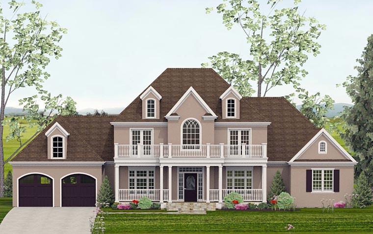 House Plan 40500