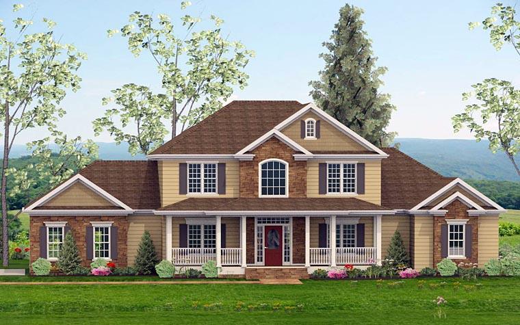 House Plan 40504