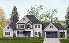 House Plan 40505