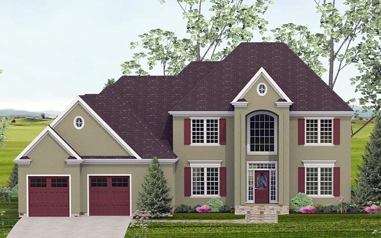 House Plan 40508