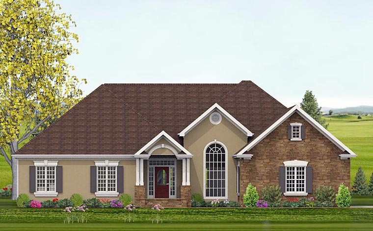 House Plan 40511