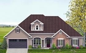 House Plan 40512