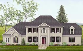 House Plan 40518