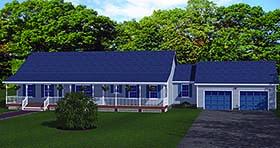 House Plan 40605