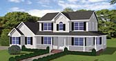 Plan Number 40611 - 1841 Square Feet