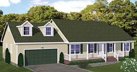 House Plan 40631