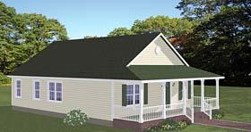 House Plan 40633
