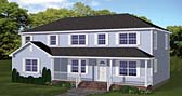 House Plan 40634