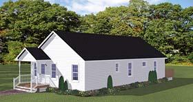 House Plan 40639