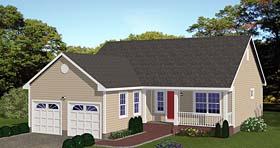 House Plan 40647