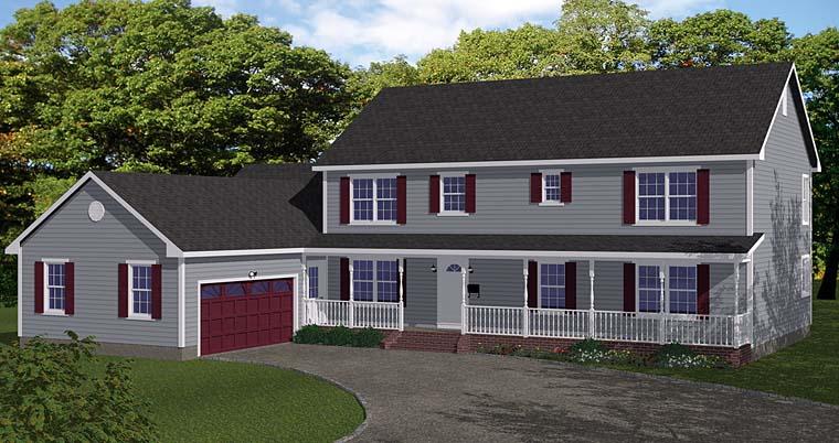House Plan 40663