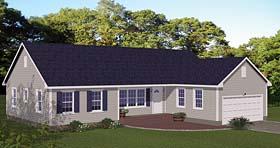 House Plan 40667