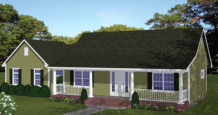 House Plan 40671