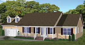 House Plan 40675