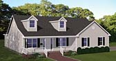 Plan Number 40676 - 1840 Square Feet