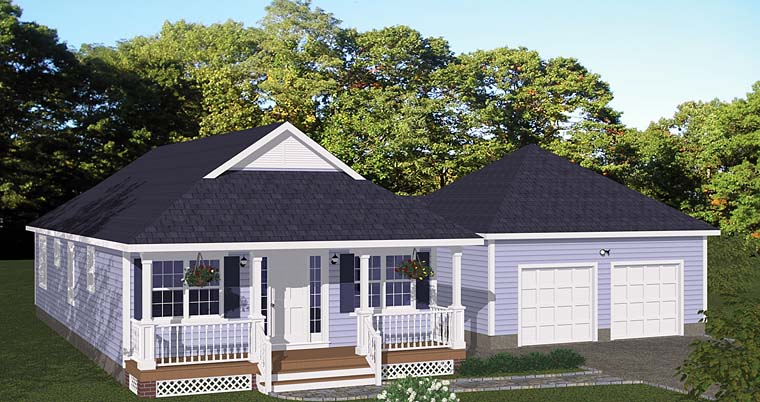 House Plan 40681