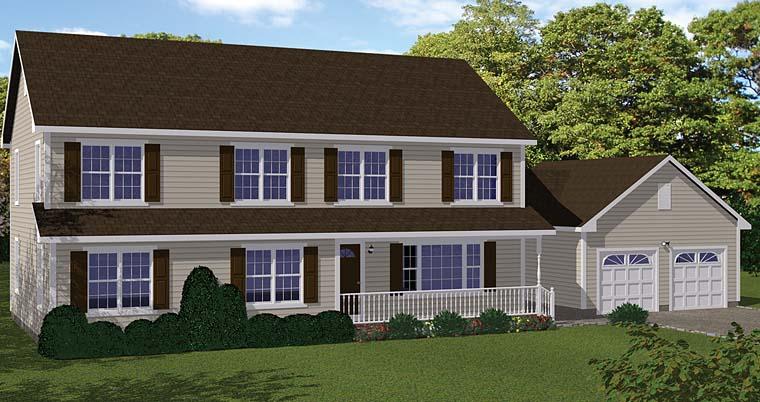 House Plan 40690