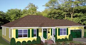 House Plan 40691