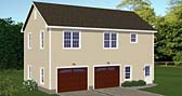Plan Number 40694 - 960 Square Feet