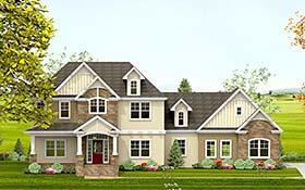 House Plan 40701
