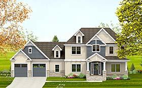 House Plan 40702