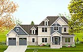 Plan Number 40702 - 2508 Square Feet