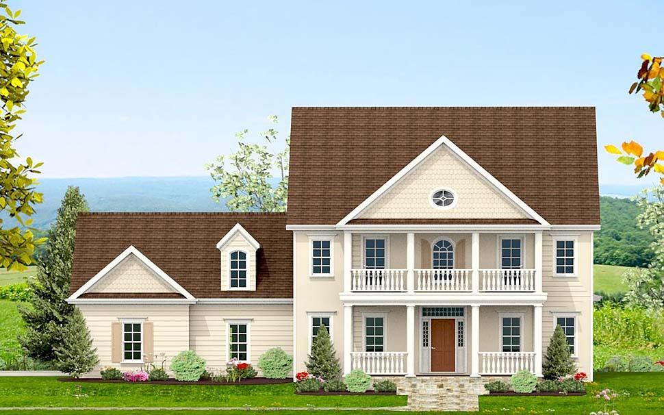 House Plan 40704