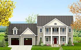 House Plan 40705