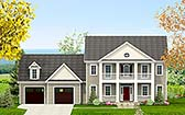 Plan Number 40705 - 2248 Square Feet