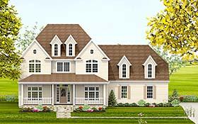 House Plan 40706