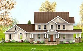 House Plan 40708