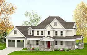 House Plan 40709