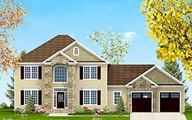 House Plan 40712