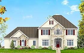 House Plan 40713