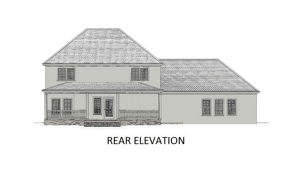 House Plan 40714 At Familyhomeplans Com