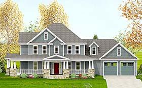 House Plan 40718