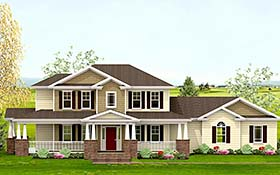 House Plan 40719