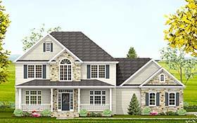 House Plan 40720