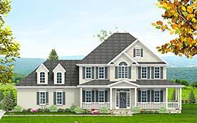 House Plan 40721