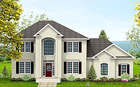 House Plan 40722