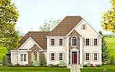 Plan Number 40724 - 2243 Square Feet