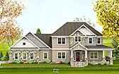 Plan Number 40731 - 2508 Square Feet